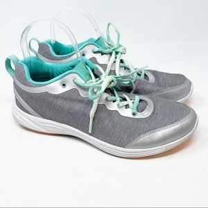 VIONIC AGILE FYN Orthotic Lace Up Sneakers